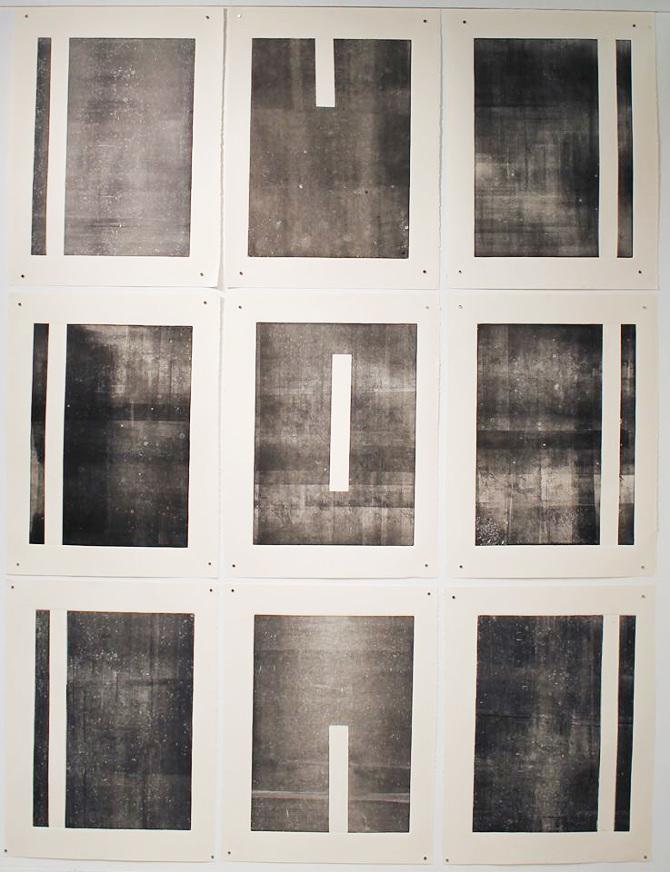 monoprint, 2016