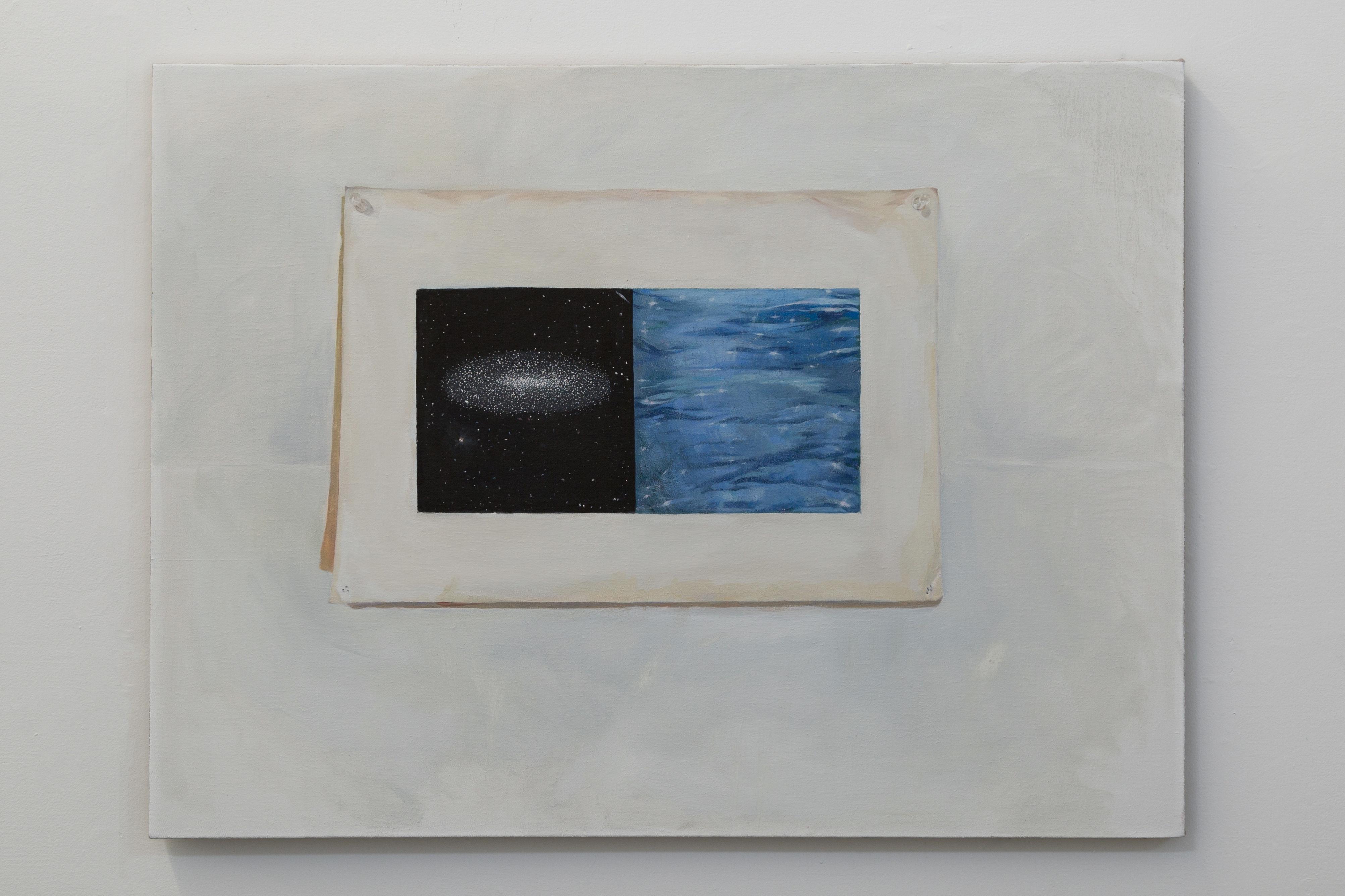 "Oil on linen, 30""x40"", 2017"