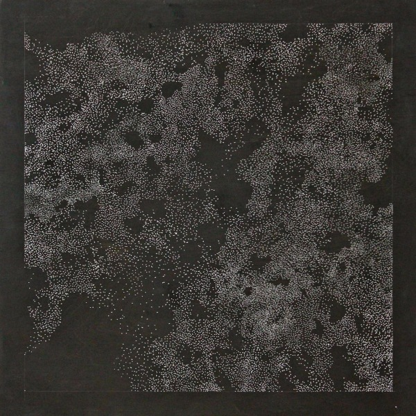 Acrylic on birch panel, 24 x 24 inches, 2013