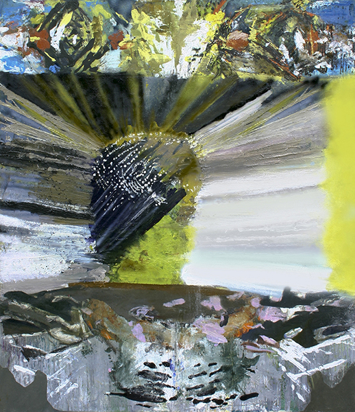 Oil on canvas, 49 x 43 inches, 2012