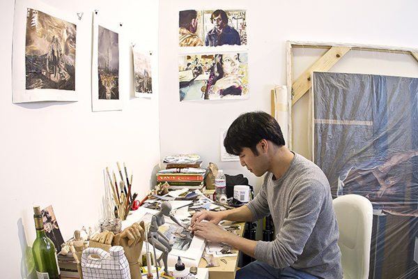 innovative artists working today - 600×400