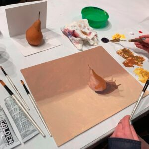 Acrylic 101 Workshop - In Person