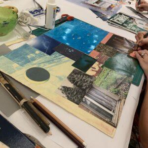 Collage Workshop - Virtual