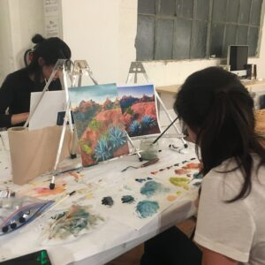 Oil Painting 101 Workshop - In Person
