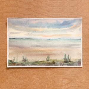 Watercolor Landscapes Workshop - Virtual